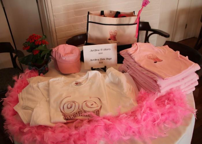 ArtBra Pink Champagne event 2013